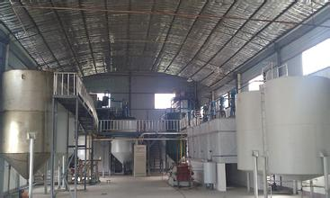 30-1500 TPD大豆油生产线